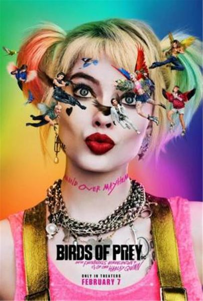 Bio Savoy: Birds of Prey: And the Fantabulous Emancipation of One Harley Quinn