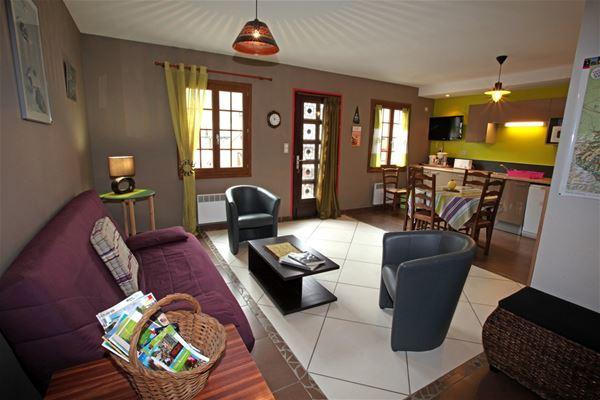 © © BAYLE, HPG103 - Appartement cosy dans le Grand Tourmalet