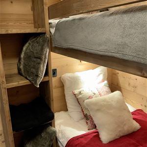 Lauzières 424 > 2 Rooms + Cabin - 4 Persons - 3 Gold Snowflakes (Ma Clé IMMO)