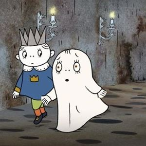 Visir Bio -  Lilla Spöket Laban