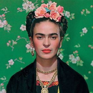 Konst på Visir Bio -  Frida Kahlo