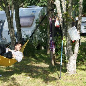 Hedesunda Camping,  © Hedesunda Camping, Hedesunda Camping Hängmatta