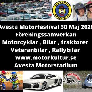 Avesta Motorfestival 2020