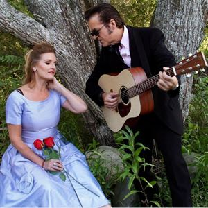 Man in Black - Peter Jezewski & Karin Risberg i Nornäs