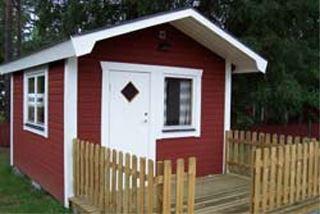 Bromölla Camping & Vandrarhem/Ferienhäuser
