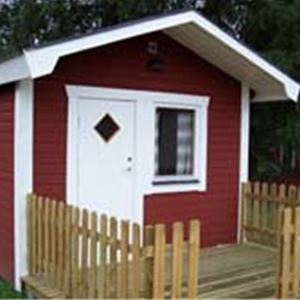Cottage (2 beds, without WC/shower, pets allowed)