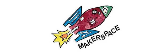 Invigning Makerspace-hörna på Ljungby bibliotek.