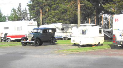 Pajala Camping Route 99/Camping