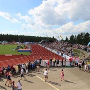Nordisk juniorlandskamp i friidrott