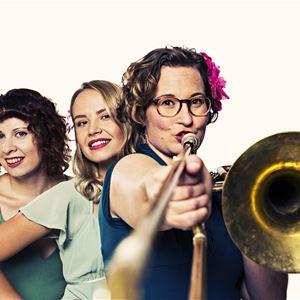 Ginger Sisters - Borlänge Jazzklubb