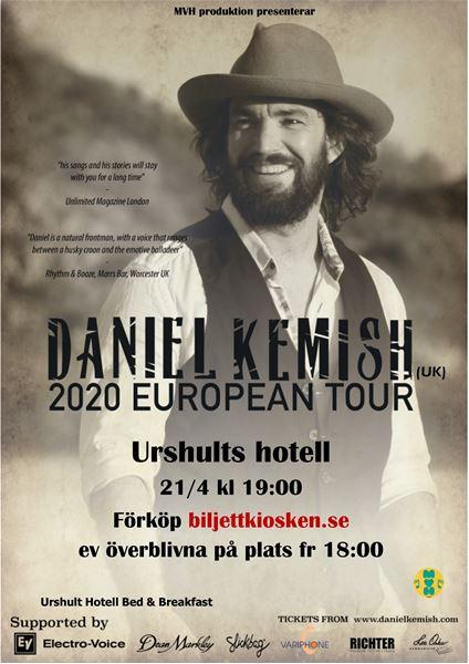 Daniel Kemish unplugged