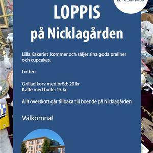 Cancelled: Flea market at Nicklagården
