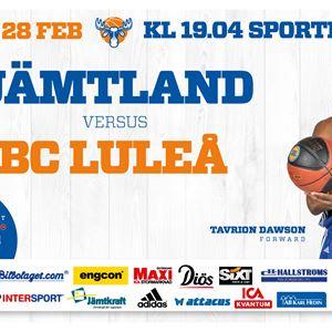 Årets hetaste match: Jämtland Basket möter BC Luleå