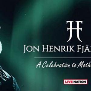 Foto: Live Nation,  © Copy: Live Nation, Concert Jon Henrik Fjällgren