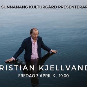 Christian Kjellvander på Sunnanäng Kulturgård