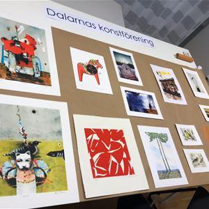 Föredrag av konstnären Nina Edling