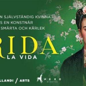 © Copy: JLK, Konst på bio - Frida Kahlo Viva La Vida
