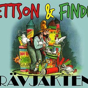 Pettson & Findus - Rävjakten i Mora