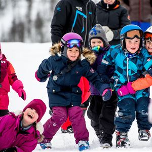 Myrkdalen Vinterferieprogram