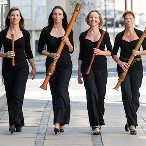 Sommarkonsert - En kvartett i rörelse