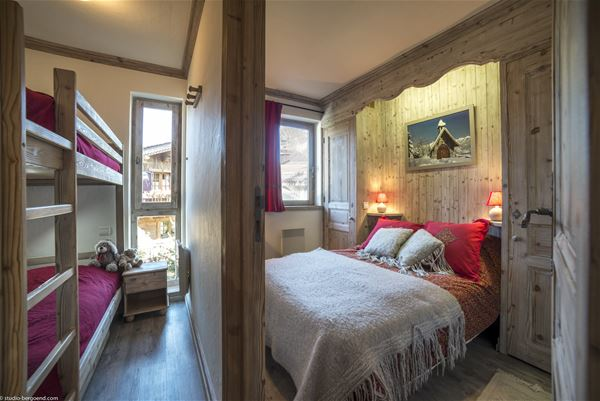 3 rooms 4 people / GRANGETTE 11 (Mountain of charm) / Tranquillity Booking