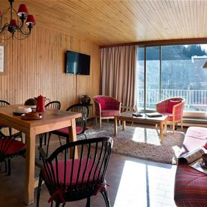 3 rooms, 6 people / OURSE BLEUE 604 (Mountain of charm)