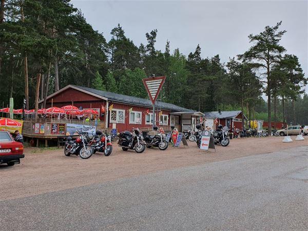 Café Gävle Camping Engesberg