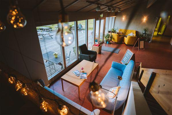Voss Vandrarheim - 4-sengsrom med dusj og toalett inkl. frukost