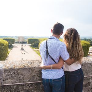 Romantic guided tour