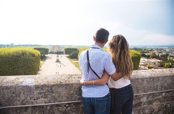 """Romantic guided tour """"Histoire(s) d'amour(s)"""""""