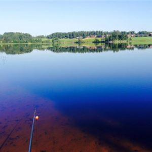 Delsbo Camping Husvagnsplatser Stugor Hälsingland