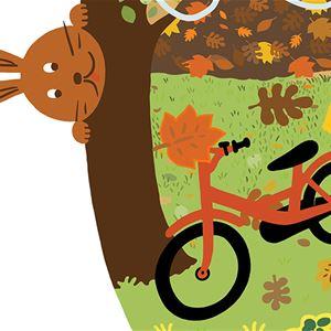 Vem tar hand om hösten - familjeföreställning