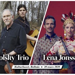 Folkstorm - Bruce Molsky Trio & Lena Jonsson Trio