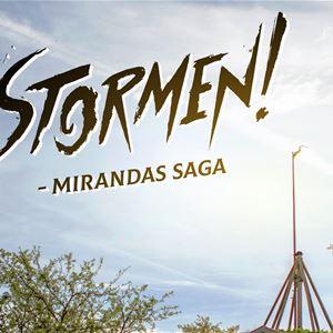INSTÄLLT - Sommarteater - Stormen - Mirandas Saga