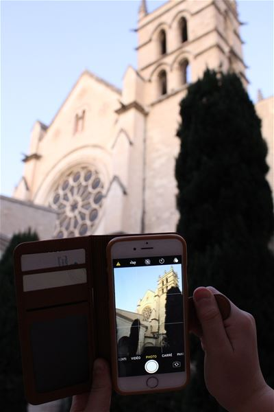 "French Guided Tour : ""Objectif photo"""