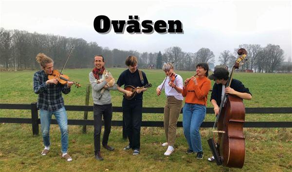 INSTÄLLT! Seniorkonsert: Oväsen + Macei