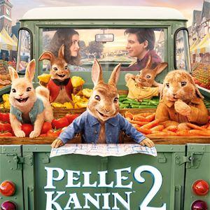 INSTÄLLT! Bio: Pelle kanin 2- På Rymmen