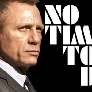 INSTÄLLT! Bio: No Time To Die Bond 007