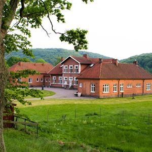 Catherine Höij, 5 dagars tyst retreat på Söderåsen