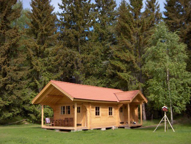 Hedesunda Camp Site Cabins