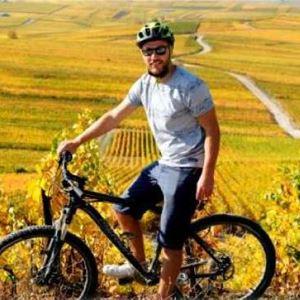 Champagne e-bike tour - full day