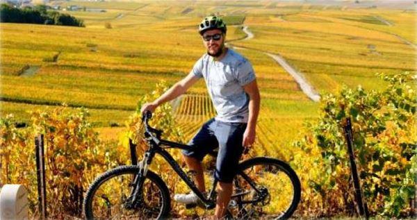 Le vignoble en vélo électrique - journée complète