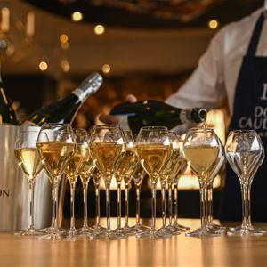 Champagne Dom Caudron - Visite en anglais
