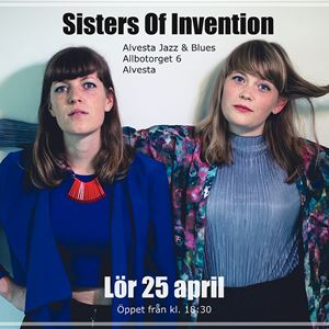 Henrik Büller, Musik: Sisters of Invention