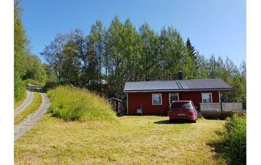 Undersåker - Fritidshus ovanför Undersåker med skön utsikt och ostört läge - 7701