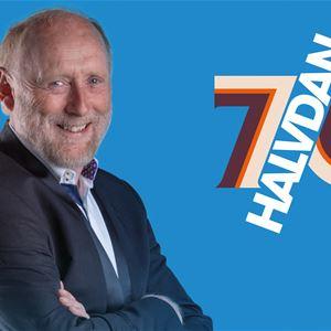 Halvdan Sivertsen 71 år