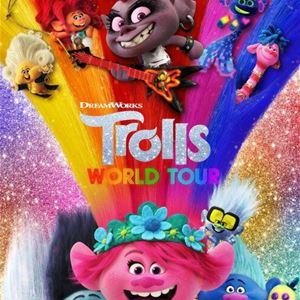 Mölnbo Bio: INSTÄLLT Trolls 2: Världsturnén
