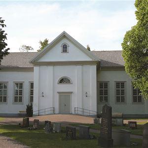 Helena Johnsson, Annandag jul i Backaryds kyrka