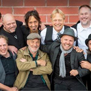 Peter Carlsson och Kjell Gustavsson Rhythm&Blues Orchestra