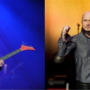 Konsert med Johan Boding & Janne Schaffer